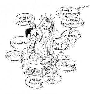Caricature sur commande dans Illustrations DAFonline2012-289x300